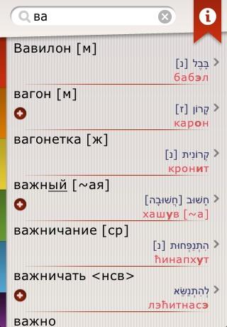 Словарь На Андроид С Транскрипцией